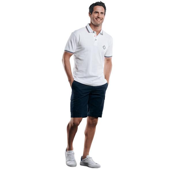 Poloshirt mit angesagten Kontrastdetails