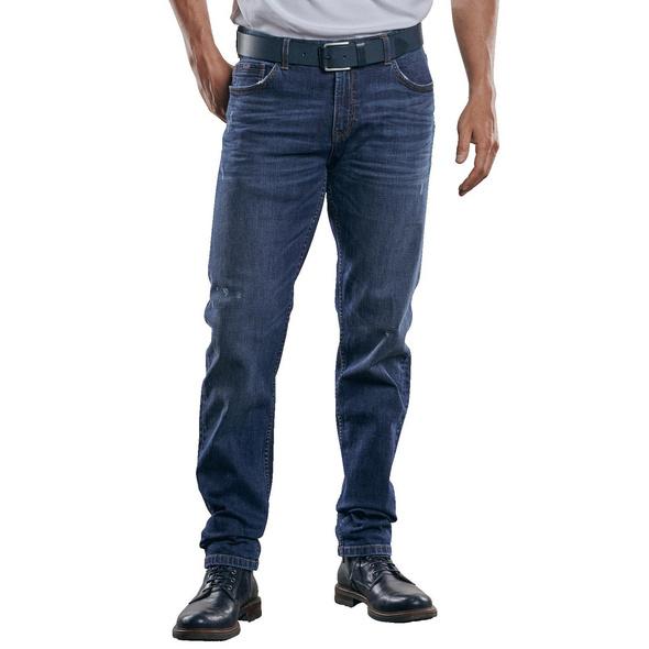 5-Pocket Jeans mit Superstretch-Anteil
