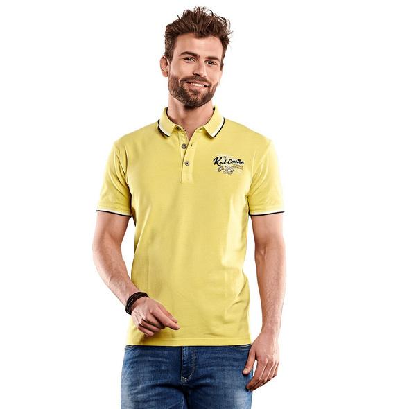 Besticktes Poloshirt