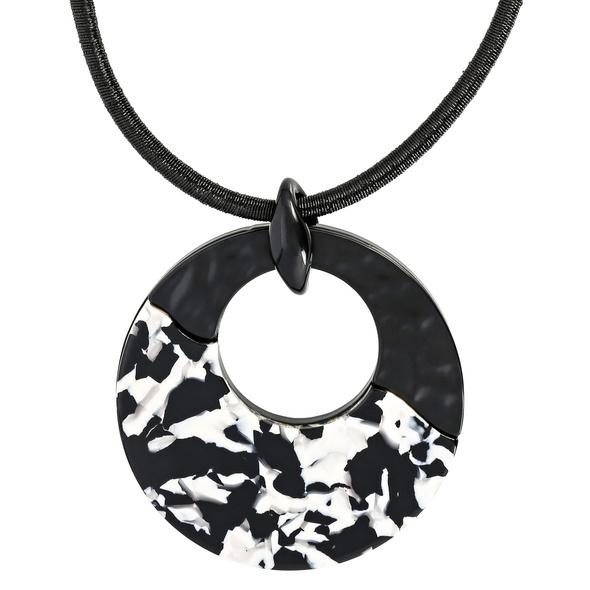 Kette - Black Marble