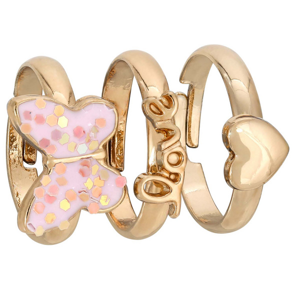Kinder Ring Set - Love Trio