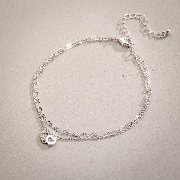 Armband - Double Heart