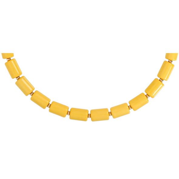 Kette - Trendy Yellow