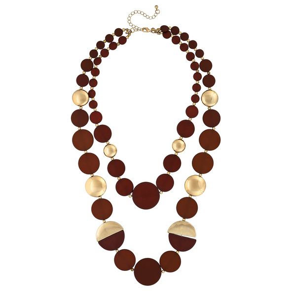 Kette - Red Gold