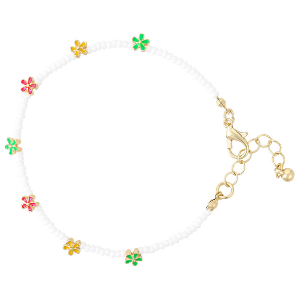 Armband - Floral Power