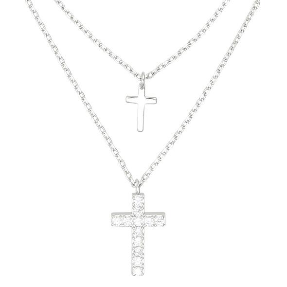 Kette - Tangled Cross