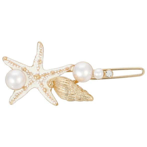 Haarklammer - Sea Stars