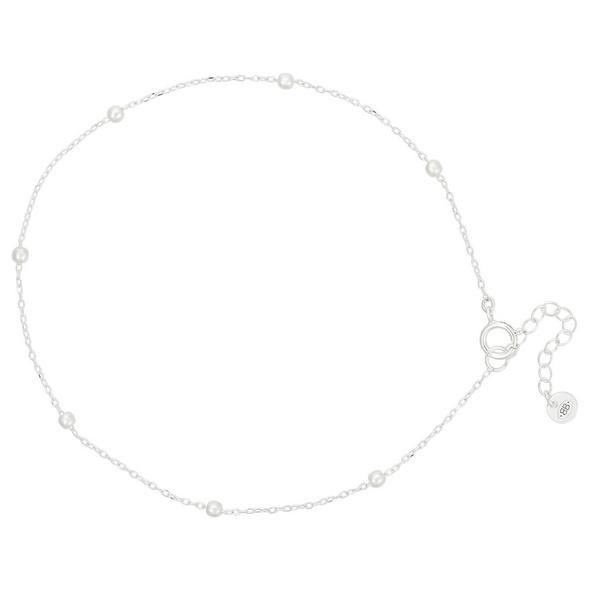 Fußkettchen - Delicate Pearl