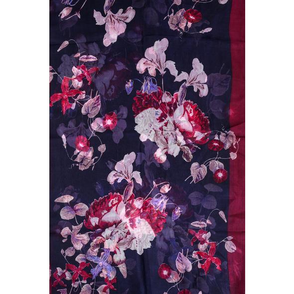 Tuch - Flower Print