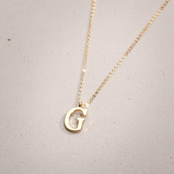 Kette - Golden G