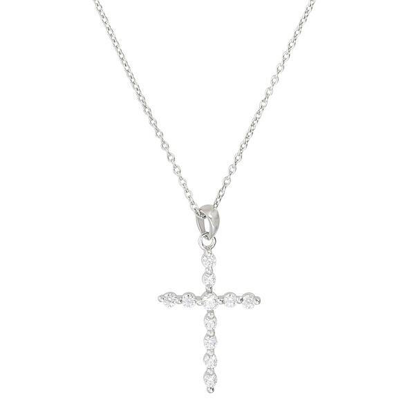 Kette - Pointy Cross