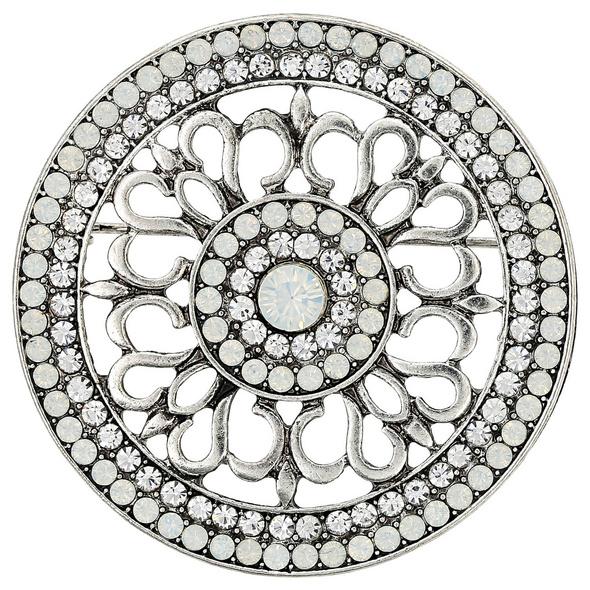 Brosche - Shining Ornament