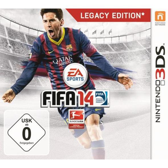 Electronic Arts FIFA 14 Legacy Edition