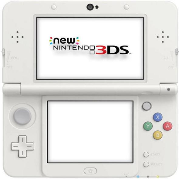 New 3DS Konsole (gebraucht)