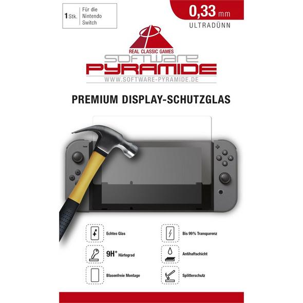 Nintendo Switch Schutzglas