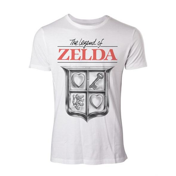 The Legend of Zelda -   T-Shirt Game Cover (Größe L)