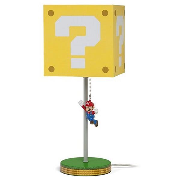 Super Mario - Tischleuchte Question Block