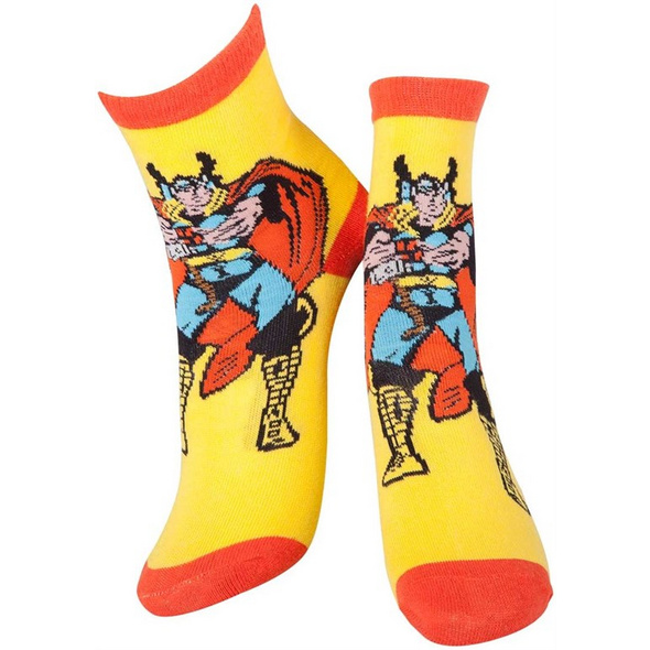 Marvel Comics - Socken Thor and Mjölnir (Größe 43-46)