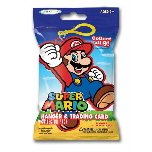 Super Mario - Schlüsselanhänger (zufällige Auswahl)