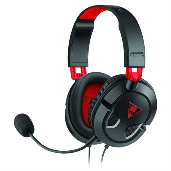 TURTLE BEACH® RECON 50 Gaming Headset (PC, Nintendo Switch, PS4 und Xbox One)