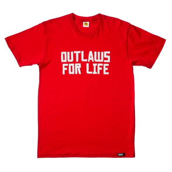 Red Dead Redemption II - T-Shirt Outlaws for Life (Größe S)