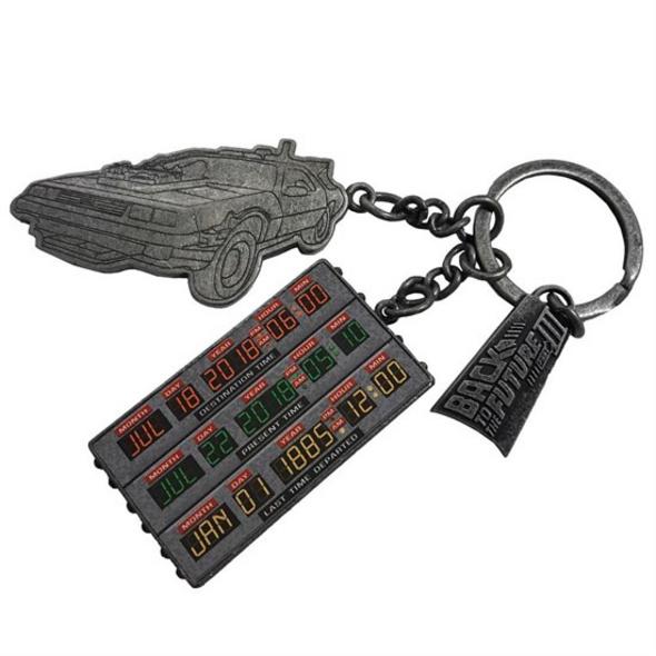 Zurück in die Zukunft - Schlüsselanhänger
