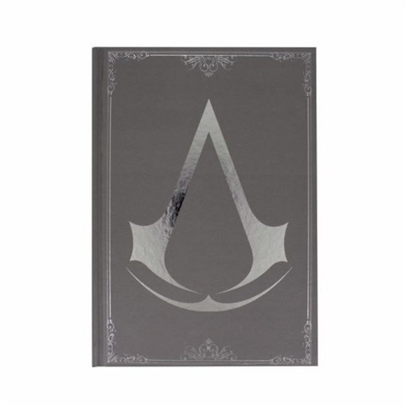 Assassin's Creed - Notizbuch Logo