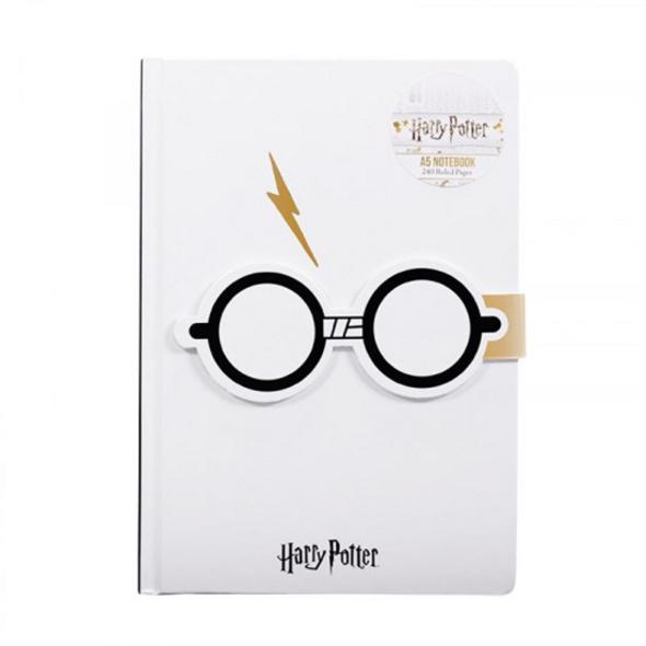 Harry Potter - Notizbuch A5 Lightning Bolt