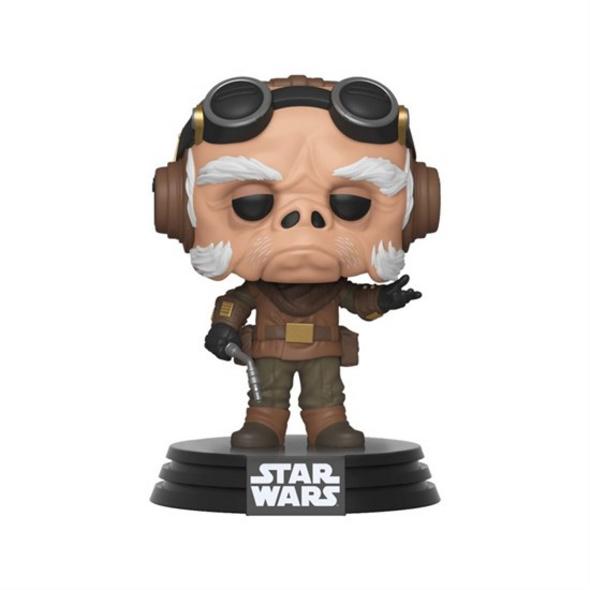 Star Wars: The Mandalorian - POP!-Vinyl Figur Kuiil