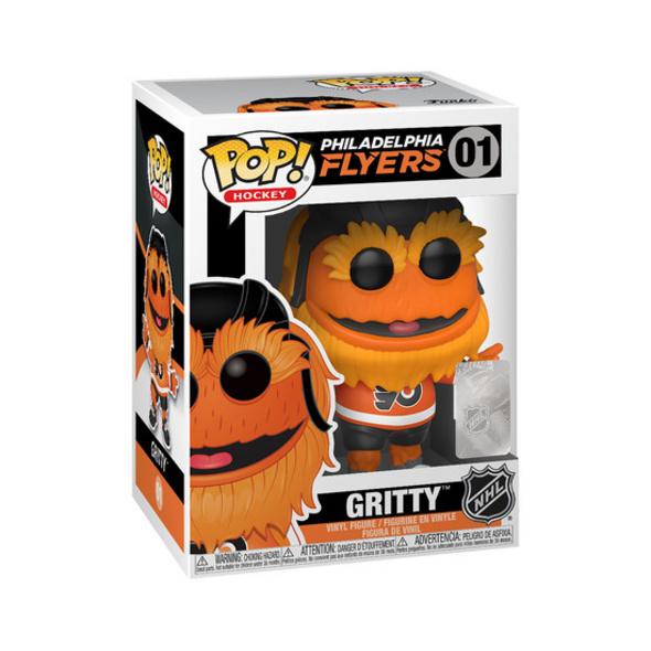 Mascot Flyers - POP!- Vinyl Figur Gritty Vinyl