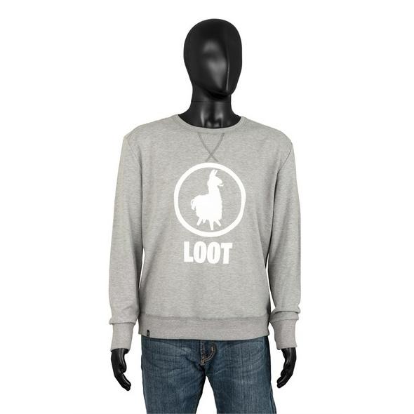 Fortnite - Sweater Llama Loot (Größe M)fort