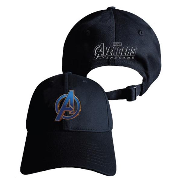 Marvel Avengers Endgame - Cappy Logo