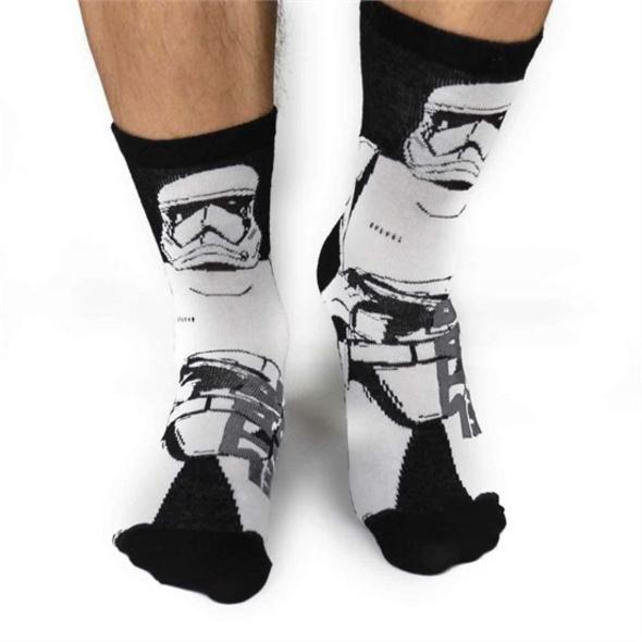 Star Wars - Socken Stormtropper (Größe 39-42)