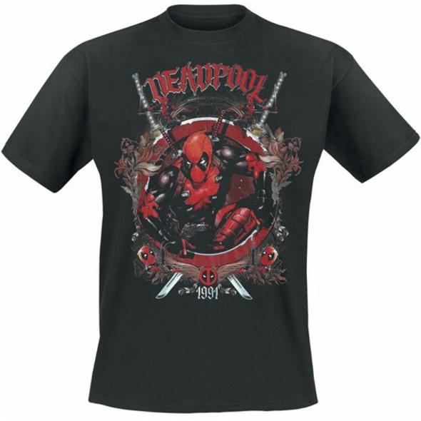 Deadpool - T-Shirt (Größe M)