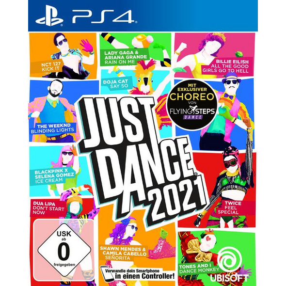 Just Dance 2021 (inkl. kostenlosem Upgrade auf PS5)