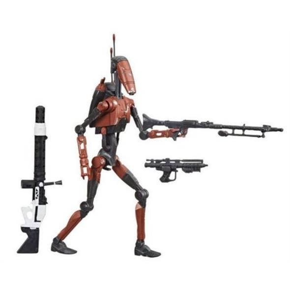 Star Wars - Figur Kampfdroide