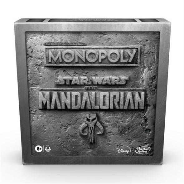 Mandalorian - Monopoly (Englisch)
