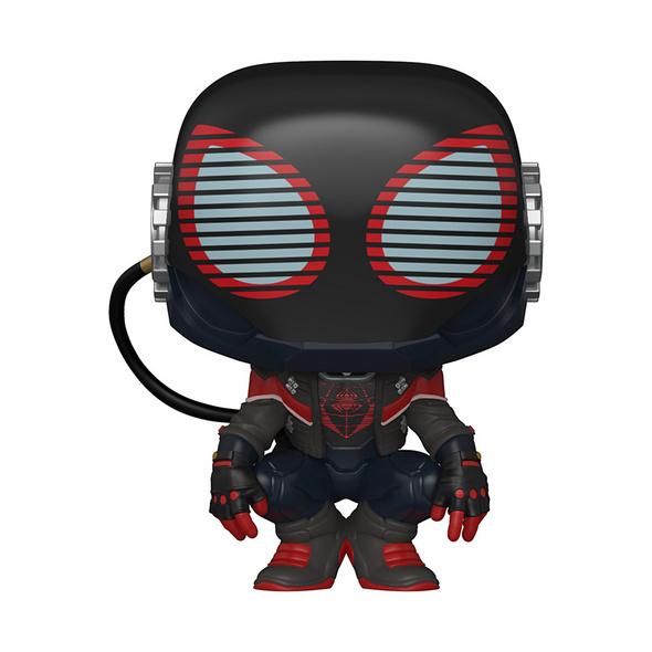 Marvel Spider-Man - POP!-Vinyl Figur Miles Morales 2020 Kostüm