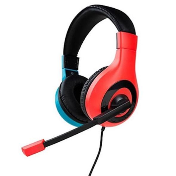 Nacon Headset rot/blau Nintendo Switch