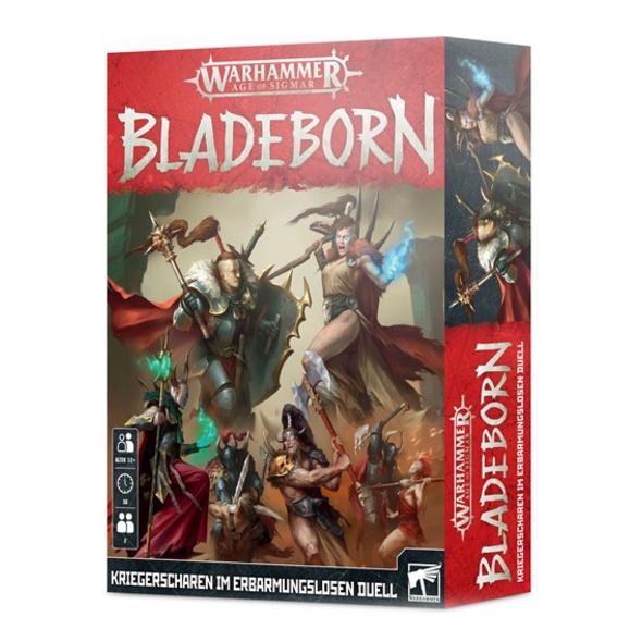 Warhammer 40.000 Age of Sigmar: Bladeborn