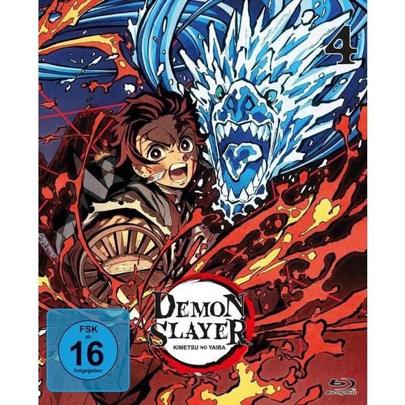 Demon Slayer - Staffel 1 - Vol.4
