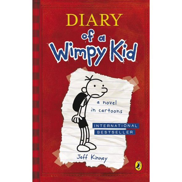 Diary of a Wimpy Kid 01