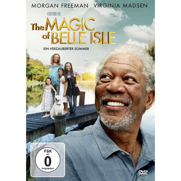 The Magic of Belle Isle - Ein verzauberter Sommer