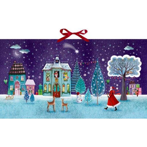 Wandkalender - Zauberhafte Weihnachtszeit