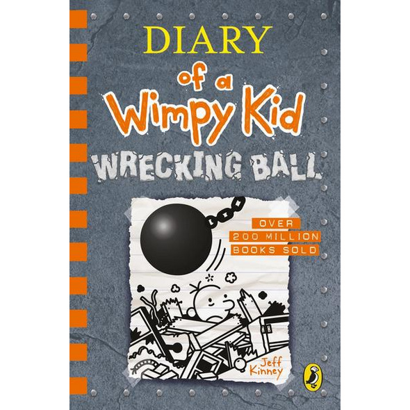 Diary of a Wimpy Kid 14: Wrecking Ball
