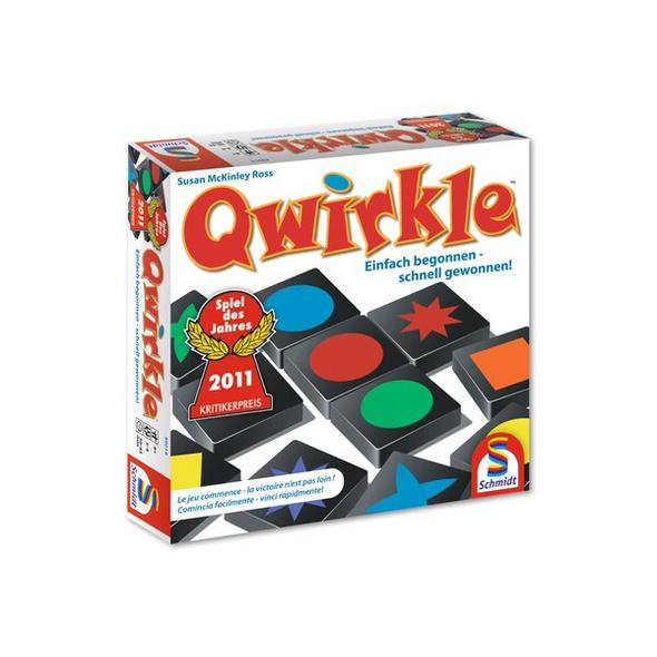 Qwirkle. Spiel des Jahres 2011