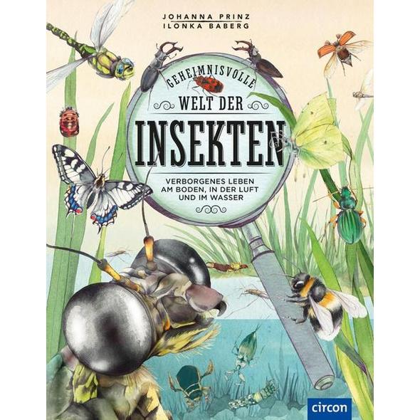 Geheimnisvolle Welt der Insekten