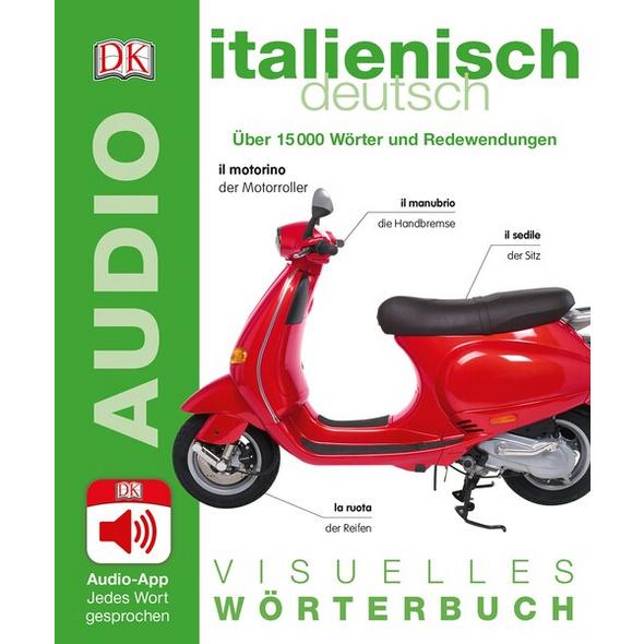 Visuelles Wörterbuch Italienisch Deutsch