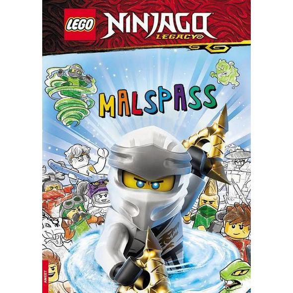 Lego® Ninjago® – Malspaß