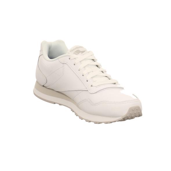 Reebok Herren Royal Glide Lx Weißer Leder Sneaker